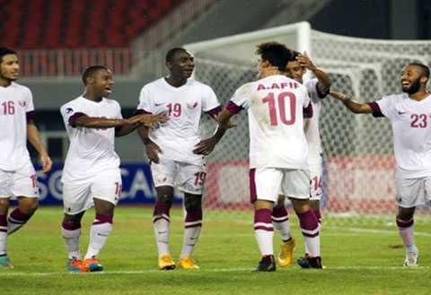 U19 Qatar lần đầu lên ngôi vô địch
