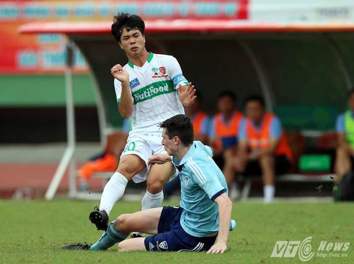 U19 HAGL gặp bất lợi về thể lực so với U21 Việt Nam