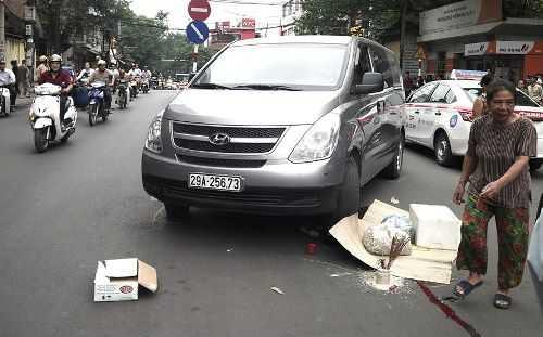 Vụ tai nạn khiến một người tử vong ở Hà Nội vừa xảy ra ngày 24/10