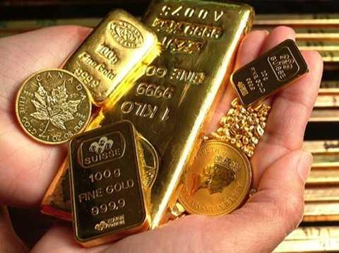 Các nhân viên của BullionStar sẽ được chọn nhận lương bằng vàng. Ảnh: Offshore