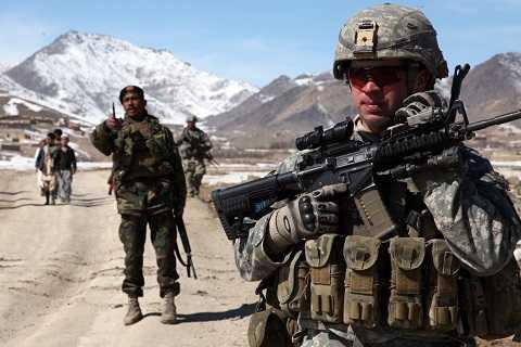 Quân đội Mỹ có thể sẽ phải tham gia chiến tranh 'phi truyền thống' - Ảnh minh họa