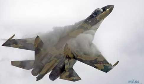 Chiến cơ thế hệ 4++ Su-35 của quân đội Trung Quốc
