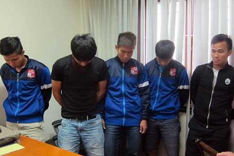 6 cầu thủ Đồng Nai tham gia bán độ