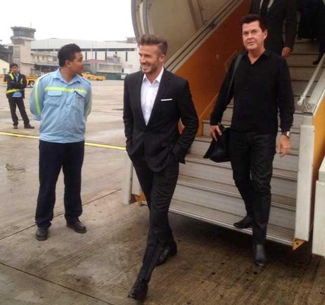 Chuyến thăm chớp nhoáng Việt Nam 2 ngày của David Beckham tốn không dưới1 tỷ đồng chi phí