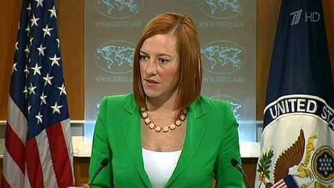 Người phát ngôn Chính quyền Hoa Kỳ Jen Psaki