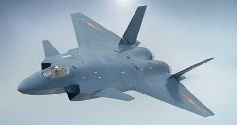 Chiến cơ tàng hình J-20 nhiều tham vọng của Trung Quốc