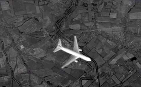 Máy bay dân dụng được cho là MH17 của Malaysia
