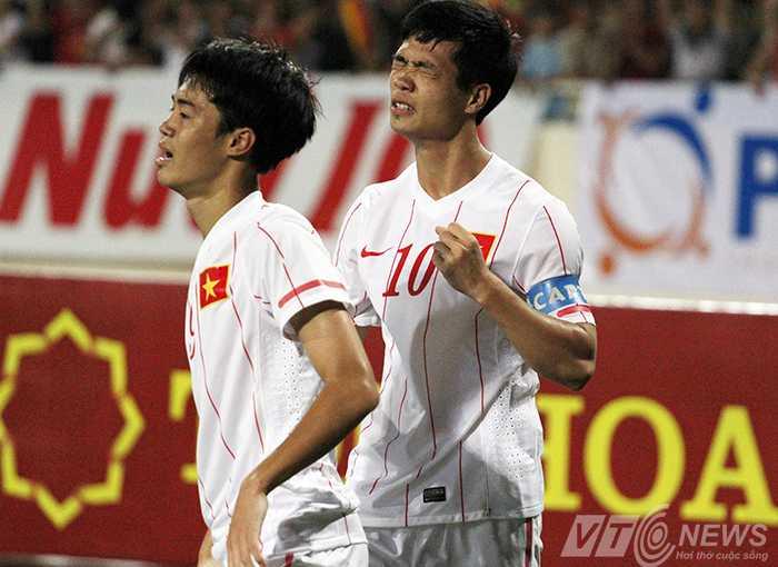 Công Phượng vẫn chưa có chỗ đứng ở tuyển Việt Nam