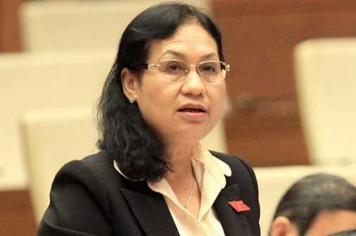 Đại biểu Nguyễn Thị Khá (Trà Vinh)