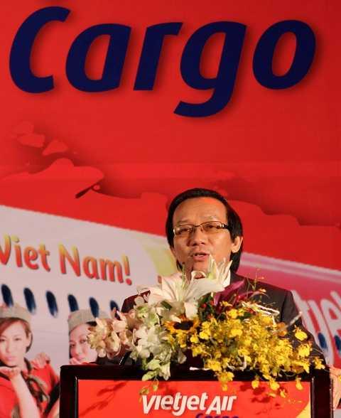 Ông Đỗ Xuân Quang - Tổng Giám đốc VietjetAir Cargo