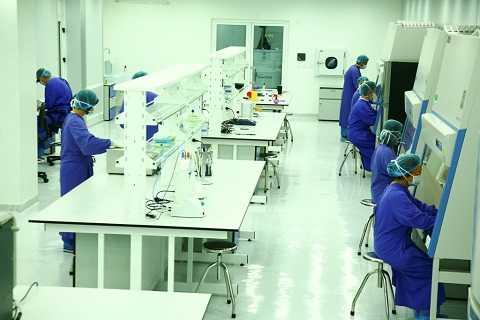 BV Vinmec có Trung tâm  ghép tủy điều trị các bệnh ung thư máu.