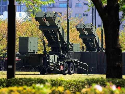 Hệ thống tên lửa đánh chặn PAC-3