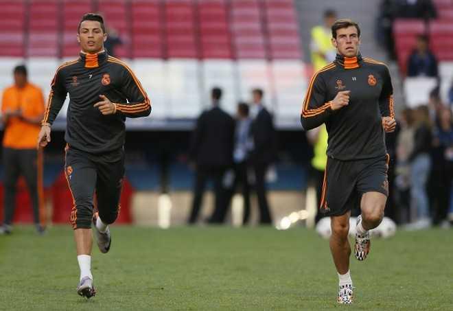 Bale tới Real vì ở đây có Ronaldo?