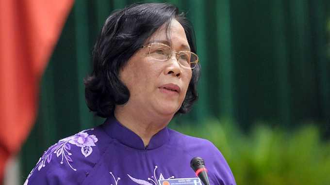 Bộ trưởng Phạm Thị Hải Chuyền