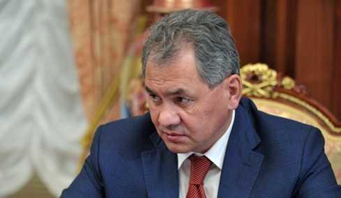 Bộ trưởng Quốc phòng Nga Tướng Sergei Shoigu
