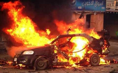 Năm 2013, ở Iraq có nhiều người chết do khủng bố nhất (ảnh: AFP/VOV)