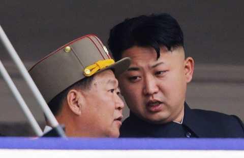 Trợ lý của nhà lãnh đạo Kim Jong Un đã chuyển tới ông Putin một thông điệp quan trọng của Triều Tiên. (Ảnh: aol.com)