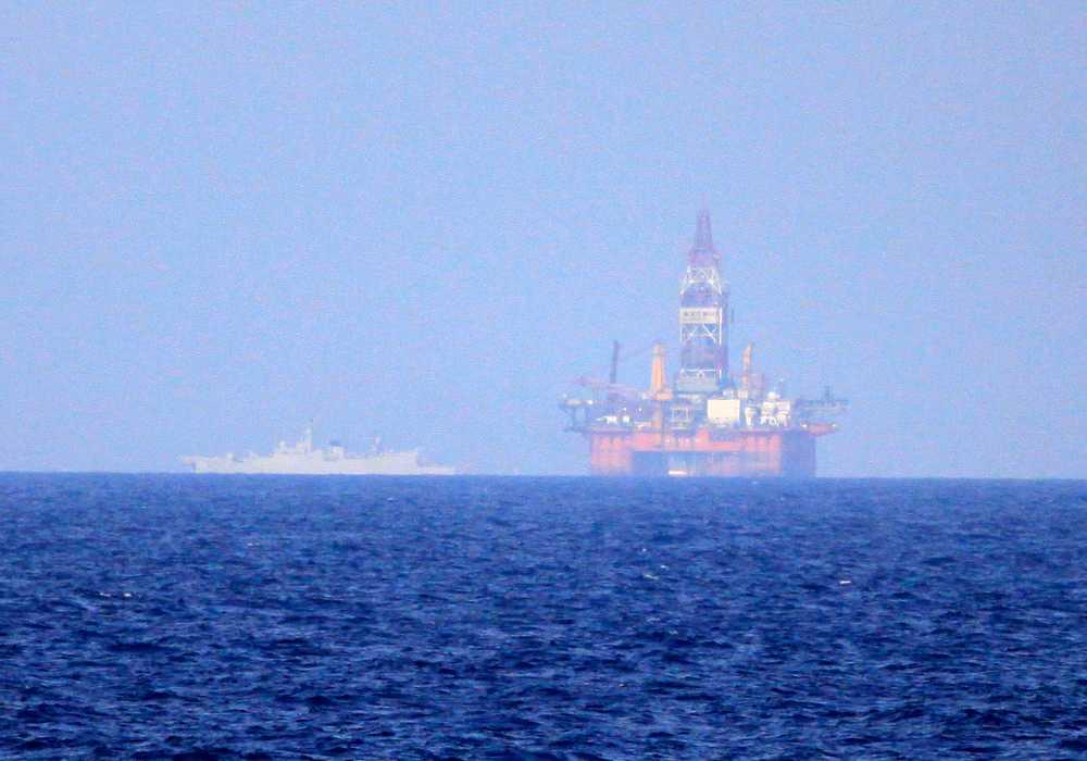 Giàn khoan Hải Dương 981