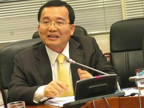 Ông Nguyễn Quốc Khánh. Ảnh: internet