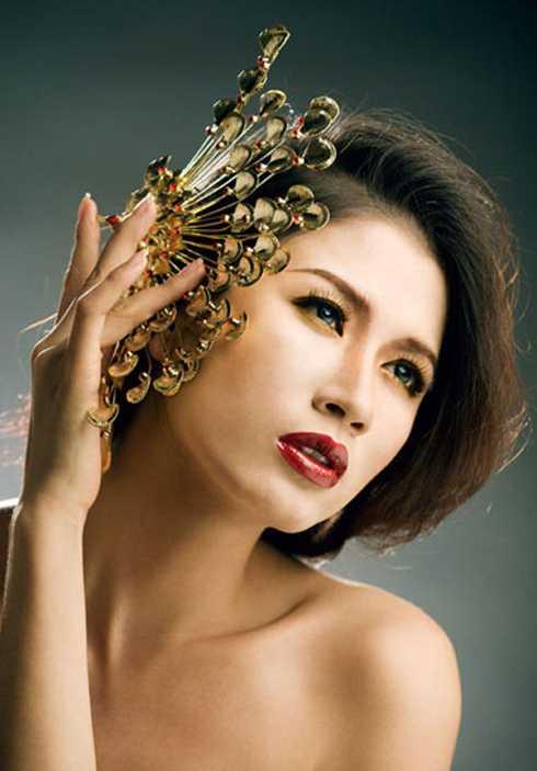 Dù mới chỉ xuất hiện trong 2 phim nhưng Trang Trần tạo được ấn tượng tốt đối với khán giả màn ảnh rộng