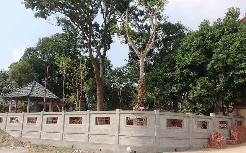 Khu biệt thự của nguyên PCT tỉnh Vĩnh Phúc