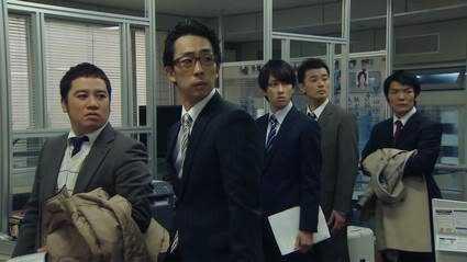 Segawa Rio và Nagumo Jun khiến cho đồng nghiệp không khỏi ngạc nhiên trước nỗ lực tìm ra sự thật.