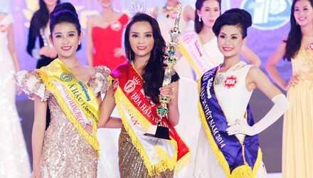 Hoa hậu Nguyễn Cao Kỳ Duyên, Á hậu 1 Nguyễn Trần Huyền My, Á hậu 2 Nguyễn Lâm Diễm Trang