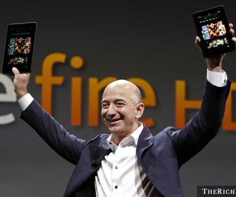 Tham vọng của Jeff Bezos là chinh phục vũ trụ