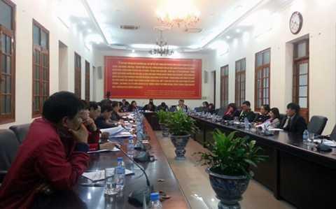 Thường trực HĐND TP Hải Phòng tổ chức họp báo thông tin về kỳ họp thứ 11 - HĐNĐ TP Hải Phòng khóa 14