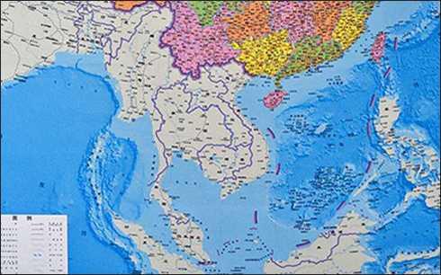 Cho đến nay, Trung Quốc vẫn chưa làm rõ những đòi hỏi về biển liên quan đến đường 9 đoạn theo cách thức phù hợp với luật pháp quốc tế