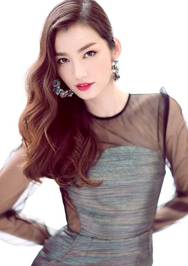 Hoa hậu thời trang mong Kỳ Duyên sớm có được sự trưởng thành.