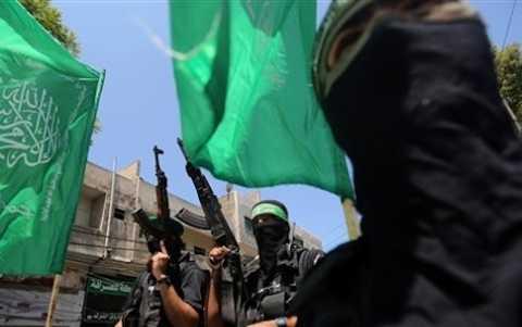 Các chiến binh Hamas