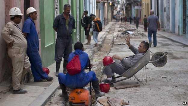 Vật liệu xây dựng sẽ phổ biến hơn ở Cuba sau khi Mỹ gỡ bỏ lệnh cấm vận