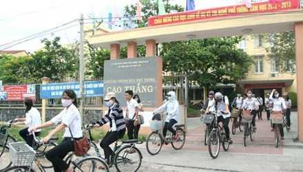 Trường THPT Cao Thắng.