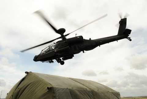 Trực thăng Apache
