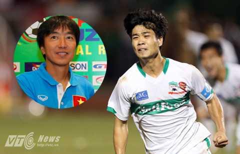 HLV Miura sẽ sử dụng lứa U19 VN ở SEA Games 28 (Ảnh: Quang Minh)