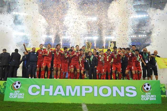AFF Cup là giải đấu thất bại của tuyển VN