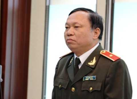 Thiếu tướng, Giám đốc Công an tỉnh Bùi Văn Sơn