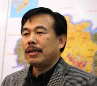Ông Võ Nhật Thăng, Chủ tịch HĐQT kiêm Phó TGĐ Công ty CP đầu tư xây dựng Long Hội