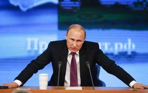 Ông Obama cho rằng ông Putin đang chịu trách nhiệm về sự suy giảm kinh tế nghiêm trọng do cuộc khủng hoảng ở Ukraine.