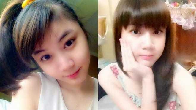 Hình ảnh cô bạn năm 18 tuổi.
