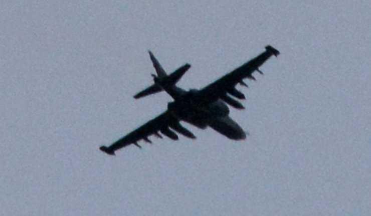 Chiến cơ Su-25
