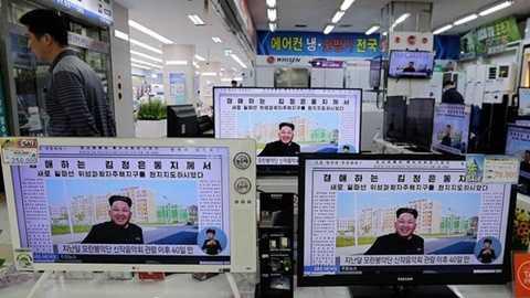 Các trang web của Triều Tiên đã hoạt động trở lại bình thường