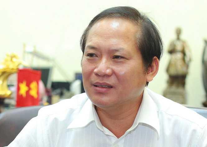 Ông Trương Minh Tuấn - Ảnh: Nguyễn Khánh