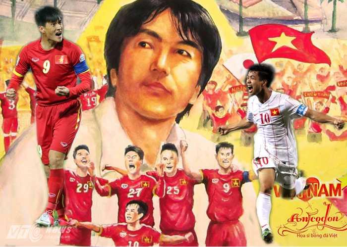 Một năm nhiều sự kiện của bóng đá Việt Nam