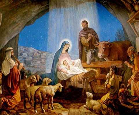 25/12 không phải ngày Chúa sinh ra đời ?