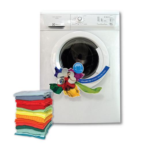 Máy giặt với thiết kế cửa trước tiện lợi