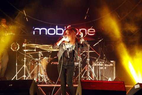 Vocalist Thỏ Trauma - Bóng hồng cá tính trên sân khấu RockStorm7