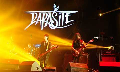 """Parasite thể hiện""""Hào khí Đông A"""" bằng chính sức trẻ, nhiệt huyết và đam mê"""
