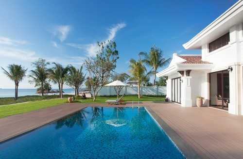 View biệt thự tại Vinpearl Premium Phú Quốc